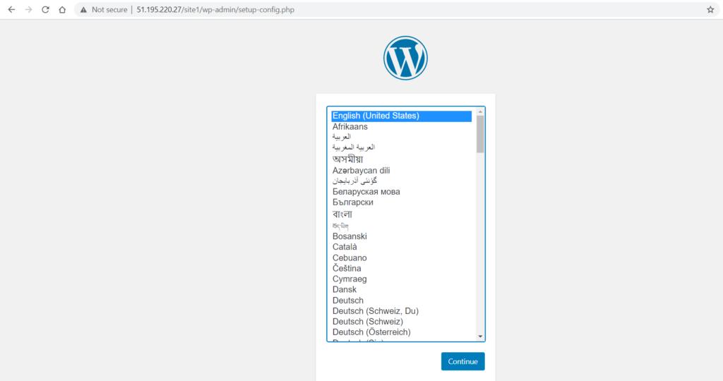 Hello WordPress